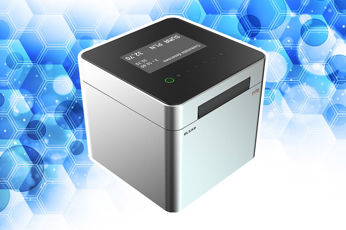 Cube Online - nowa drukarka fiskalna Elzab